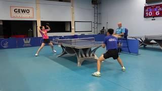Baixar Westchester Table Tennis Center July 2019 Open Singles Final - Juan Liu vs Jiwei Xu