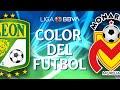 Color del Futbol |León vs Morelia |Cuartos de Final - Liga BBVA MX