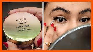Honest LAKME NATURALE Collection review!! {Delhi fashion blogger}