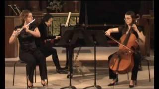 Weber Flute Cello and Piano Trio - 4th Movement
