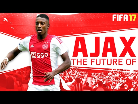 FIFA 17 Career Mode - The Future of Ajax : Rebuilding Ajax to be the Best Team in the Netherlands