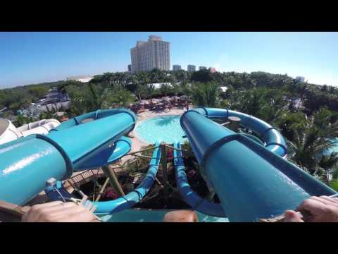 New Waterslides And Lazy River At Hyatt Regency Coconut Point Resort