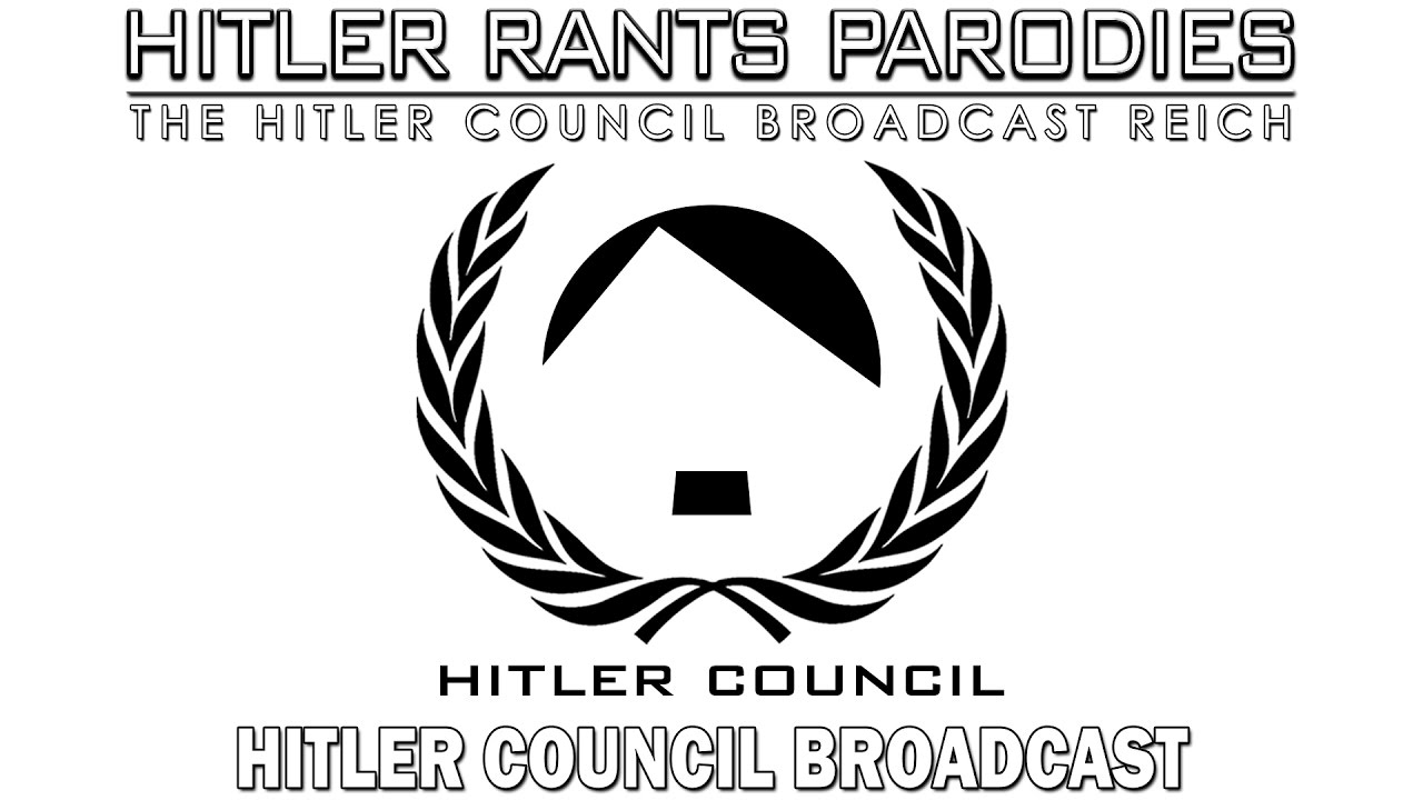 Hitler Council Broadcast