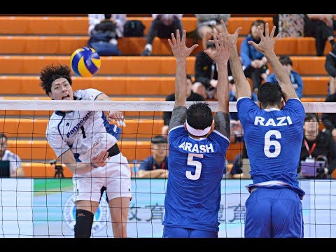 AVC MEN'S CLUB VOLLEYBALL CHAMPIONSHIP 2019 | GROUP F | JPN - IRI