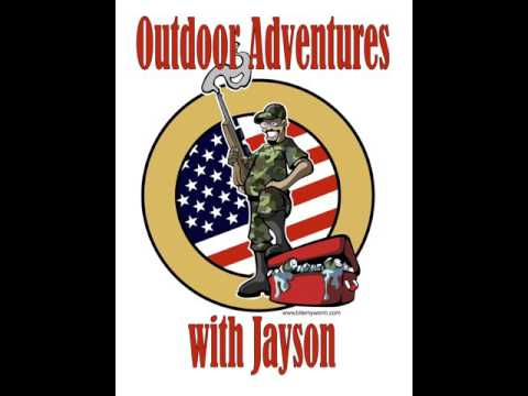 Episode 010 Outdoor Adventures with Jayson interview with Japheth Singleton