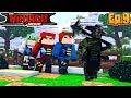 Minecraft LEGO NINJAGO - THE NINJAGO ARE TEAMING UP WITH LORD GARMADON?!!