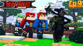 Minecraft LEGO NINJAGO - THE NINJAGO ARE TEAMING UP WITH LORD GARMADON?!! thumbnail