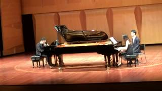 Rachmaninoff: Suite No. 2, Op.17, IV. Tarantella (Joshua Wong/Tan Wen Siu)