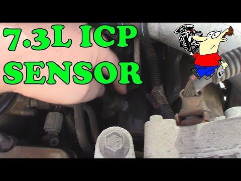 7.3L ICP Sensor Replacement