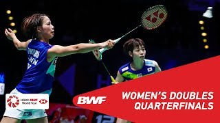 Download Video QF | WD | FUKUSHIMA/HIROTA (JPN) [1] vs STOEVA G./STOEVA S. (BUL) [8] | BWF 2019 MP3 3GP MP4