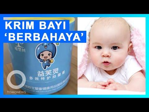 Made in China: Dahi & Pipi Bayi Tumbuh Rambut, Pakai Krim Mengandung Steroid – TomoNews