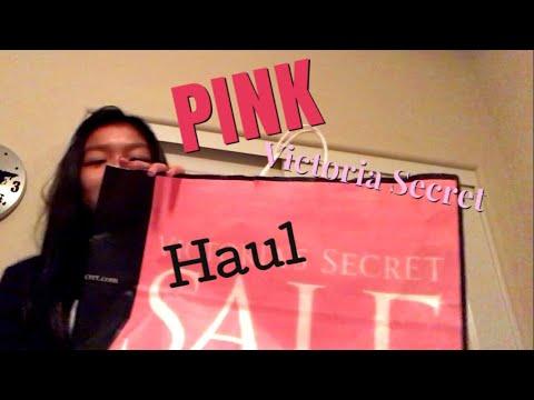 Annual PINK/Victoria Secret Sale Haul 🎀🛍