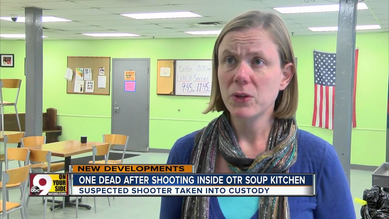 Cincinnati Soup Kitchen Shooting