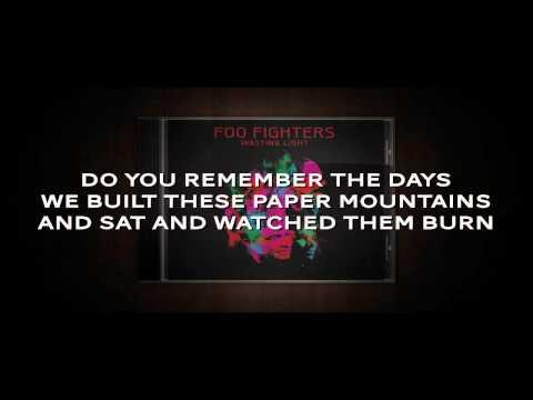 Foo Fighters - Walk [HD + Lyrics]