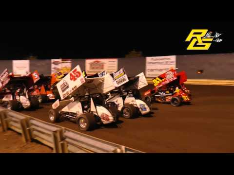 A Night at the New Egypt Speedway World of Outlaws 2015