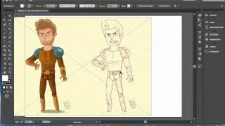 Creating A Character In Adobe Illustrator: Part 1