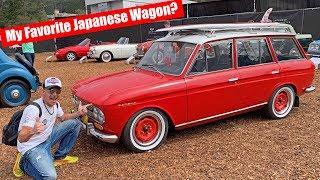 今回のモントレーカーウィークは日産インフィニティ主催の日本車旧車のイベントがあるということで息子のあっちゃんと2人で見に行ってきました!ニッサン70型セダン、 ...