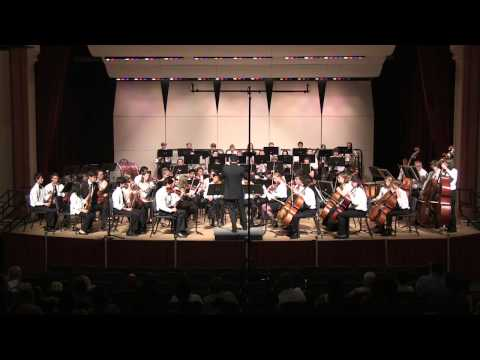 UOP Music Camp 2014 Senior Session - Orchestra
