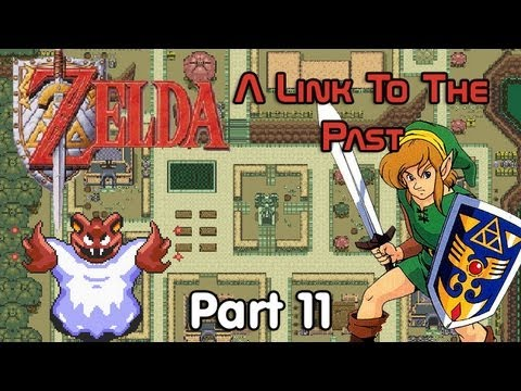 Let's Play Zelda: A Link to the Past - #11. Party Like An Outcast