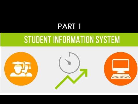 Part 1 Student Information System Design Login Ui Youtube
