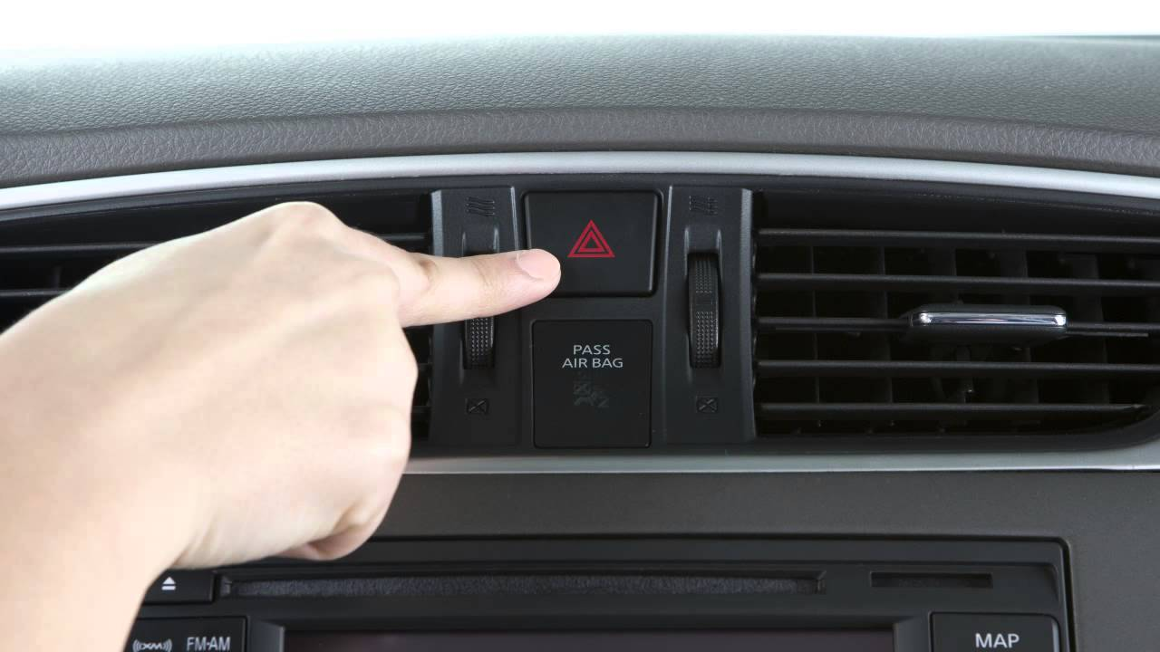 maxresdefault 2014 nissan sentra hazard warning flasher switch youtube  at fashall.co
