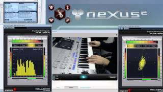 Nexus² - Hollywood2 Expansion some random presets played live