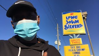 ( food review ) long John silvers...how good is this Houston location????
