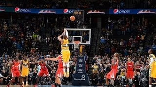 Repeat youtube video Top 10 NBA Plays: February 3rd