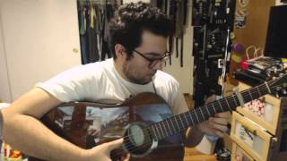 Bombay Bicycle Club - Fairytale Lullaby - [Guitar Cover]
