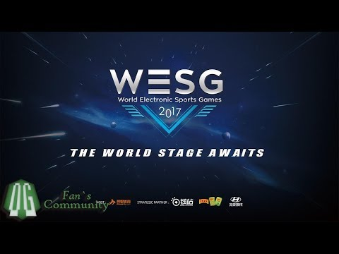 N0tail team  --VS--  Team Serbia - World Electronic Sports Games 2017 Europe Finals