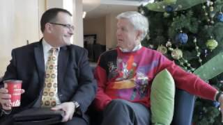 Youtube video::Holiday Greetings from the Mayor & CAO - Part 1