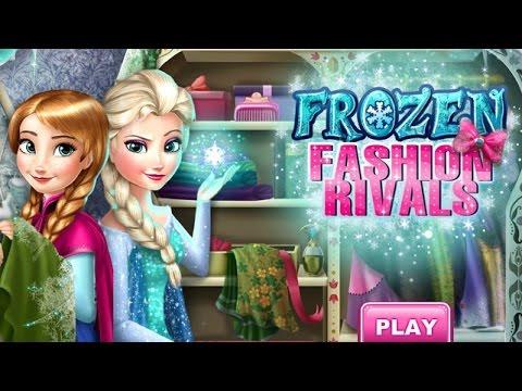 0091952bb09 Frozen Игры—Дисней Принцессы Эльза и Анна на свадьбу—Онлайн Видео Игры Для  Детей Мультик 2015