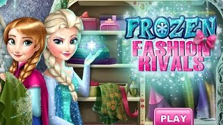 Frozen Игры—Дисней Принцессы Эльза и Анна на свадьбу—Онлайн Видео Игры Для Детей Мультик 2015
