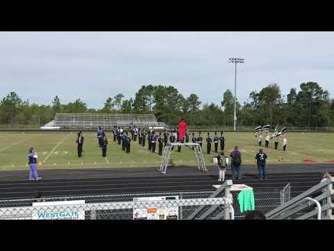 """Heide Trask High School Marching Band Fall 2019 """"The Greatest Show"""""""