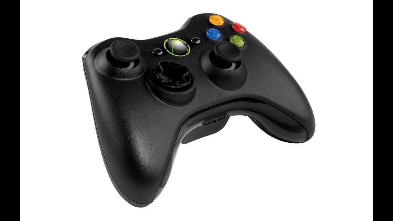 Подключить геймпад Xbox 360 без ресивера - YouTube cdc28851ac29b