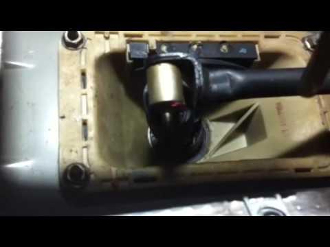 Como Quitar Palanca De Velocidades Renault Kangoo Youtube