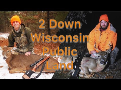 Opening Weekend: Wisconsin Public Land 2018