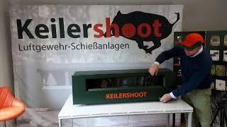 KEILERSHOOT PRO. Die beste Schiessanlage für bewegliche Ziele- moving targets