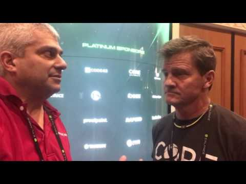 Cybersecurity Journal Core Security Interview Black Hat 2017