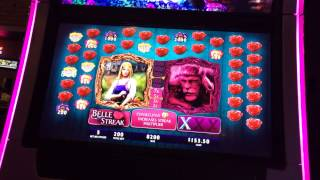 Belle & Enchanted Mirrors: Big WIN! (Max Bet)