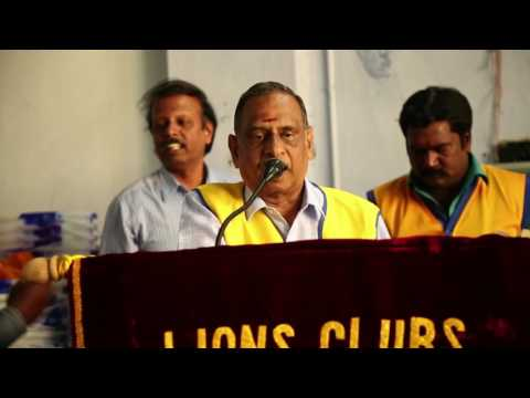 The International Association of Lionc Clubs Vardha Ceylon Relief 8-2-2017