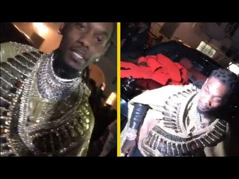 Offset Migos Gets $325K Rolls Royce SUV For His Birthday!