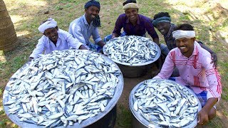 FISH CURRY Recipe  Traditional Fish Curry Recipe Cooking in Village  Tasty Village Food Recipe