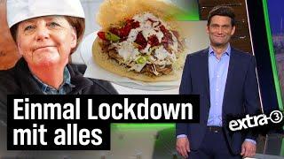 Corona-Lockdown mal wieder verlängert