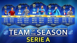 Serie a team of the season! - anteprima italiana - fifa 16 tots predictions