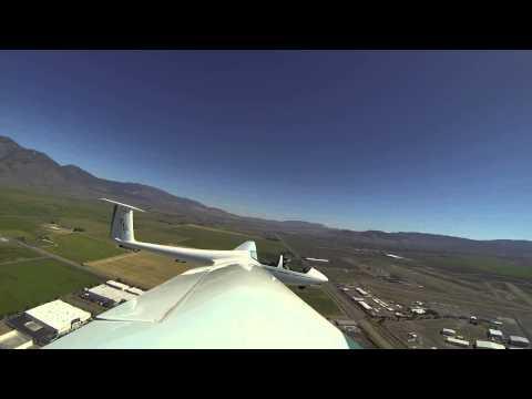 ASK-21 Minden-Tahoe Airport, Nevada
