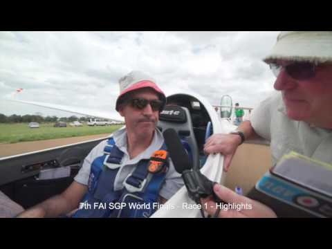 7th  FAI SGP World Final - Race 2