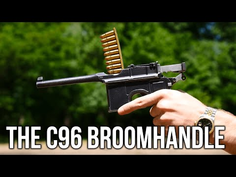 The C96 Broomhandle: A Thing of Beauty