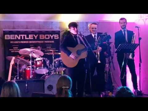 Bentley Boys Leads - Luke