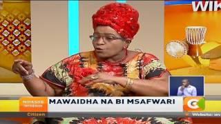 Mawaidha na Bi Msafwari: Nini haswa ndio sababu ya kuoa au kuolewa?